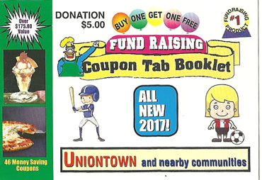 uniontown coupon book